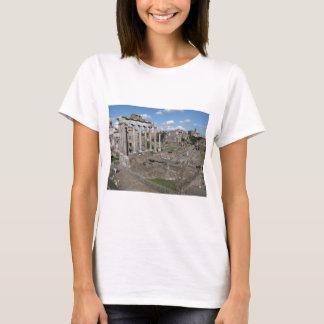 Temple of Saturn, Forum Romanum T-Shirt