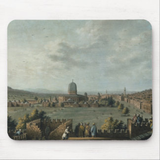 Temple of Solomon, plate 63 from 'Views in the Ott Mouse Pad