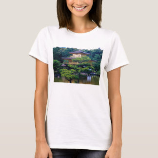 Temple of the Golden Pavilion, Kyoto, Japan T-Shirt