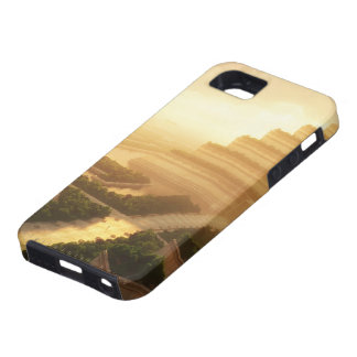 Temple of the Leaf Tough Case iPhone 5 iPhone 5 Case