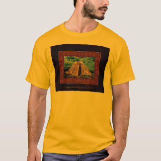 """""""Temple of the Magician"""" Gift item T-Shirt"""