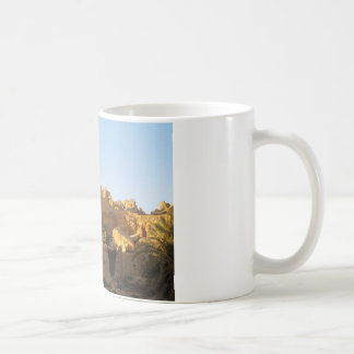 Temple of the Oracle Siwa Oasis in Egypt Coffee Mug