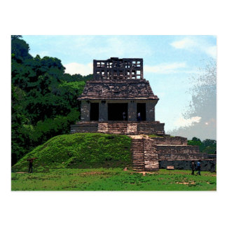 Temple of the Sun Postcard