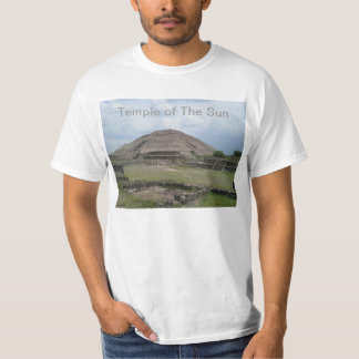 Temple of The Sun T-Shirt