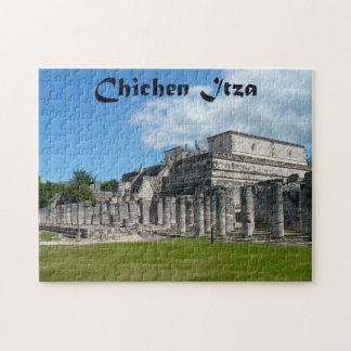 Temple of the Warriors Jigsaw Puzzle