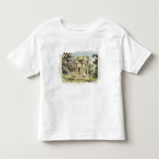 Temple of Victory, Kew Gardens, plate 19 from 'Kew Tshirts