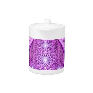 Temple of Violet Light Teapot