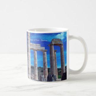 Temple of Zeus – Nemea Coffee Mug
