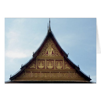 temple roof card
