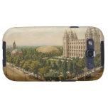 Temple Square Salt Lake City Utah in 1899 Samsung Galaxy SIII Covers