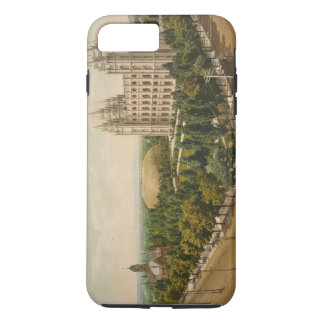 Temple Square Salt Lake City Utah in 1899 iPhone 8 Plus/7 Plus Case