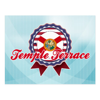 Temple Terrace, FL Postcard