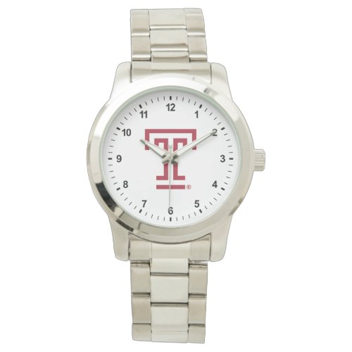 Temple University Institutional Mark Watch