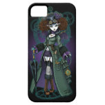 Temple Victorian Steampunk Vampire IPhone 5 Barely iPhone 5 Cases