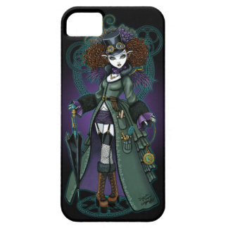 Temple Victorian Steampunk Vampire IPhone 5 Barely iPhone SE/5/5s Case