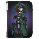 Temple Victorian Steampunk Vampire Kindle Case