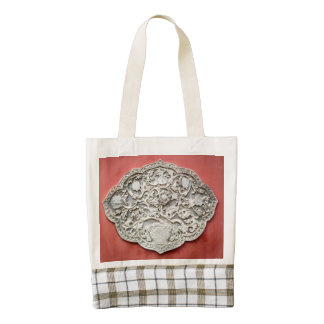Temple Wall Art Zazzle HEART Tote Bag