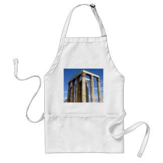temple zeus adult apron