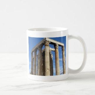 temple zeus coffee mug