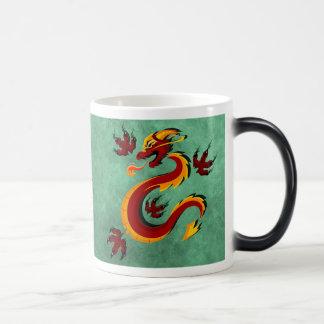 Templefortune Dragon Mug
