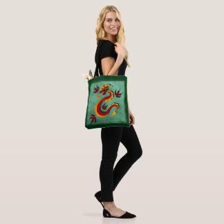 Templefortune Dragon Tote Bag
