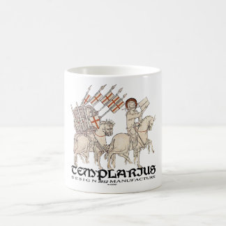 Templer cross drivers follow of Jesus - cup Mug