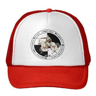 Templer grand master trucker hat