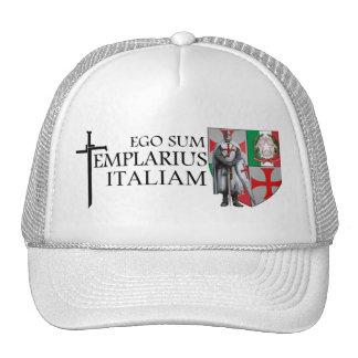 Templer Italiam Cape No. 0125092013 Trucker Hat