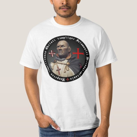 Templer knight after the fight T-Shirt
