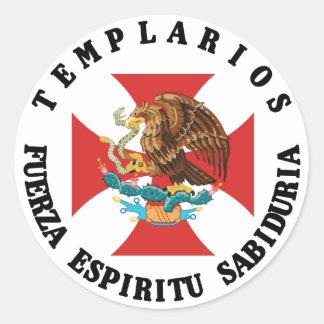 Templer Mexico sticker No. 0326012014