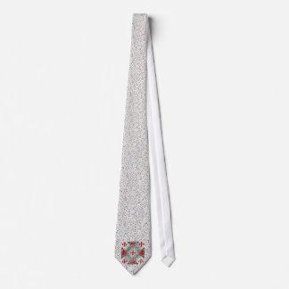 Templerkreuz with thorns tie