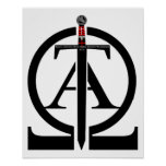 Templerorden Alpha und Omega Poster 01