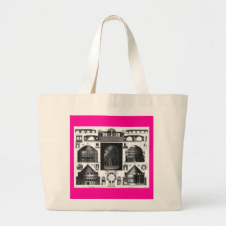 TEMPLES LARGE TOTE BAG