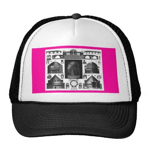 TEMPLES TRUCKER HATS