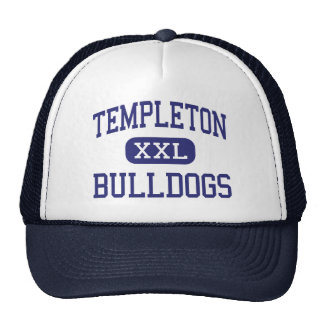 Templeton Bulldogs Middle Sussex Wisconsin Trucker Hat