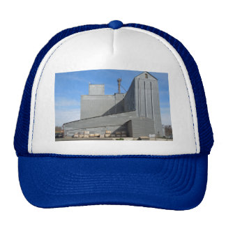 Templeton Feed and Grain Building Trucker Hat