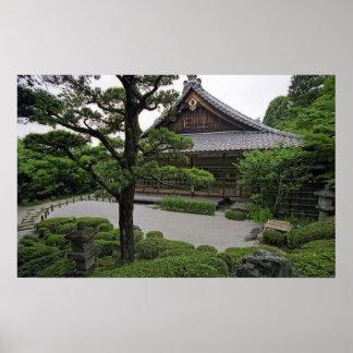 Templo 2 de Shisendo - Kyoto Japón Impresiones