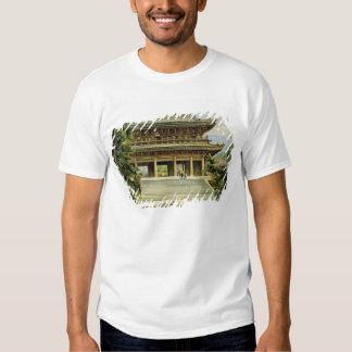 Templo budista en Kyoto, Japón Polera