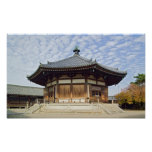 Templo budista Japón Impresiones
