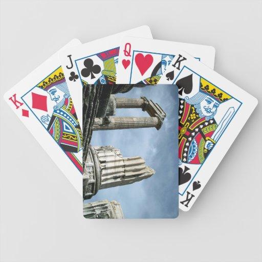 Templo de Apolo, Turquía Baraja Cartas De Poker
