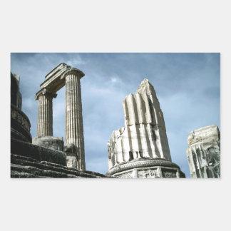Templo de Apolo, Turquía Rectangular Altavoz