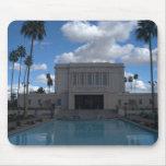 Templo de Arizona Alfombrillas De Ratón