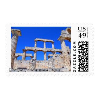Templo de Athena Aphaea - Aegina Envio
