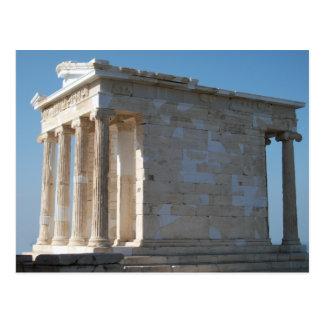 Templo de Athena Nike Postal
