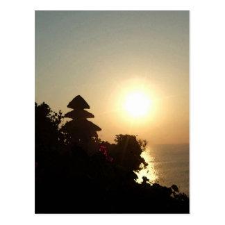 Templo de Bali Postal