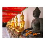 templo de Bangkok Tarjetas Postales