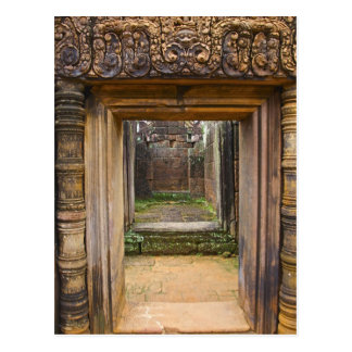 Templo de Banteay Srei, Angkor, provincia de Siem Postal