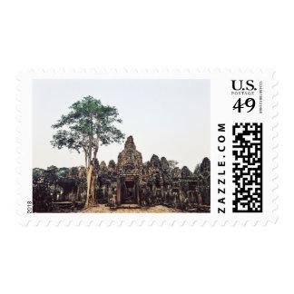 Templo de Bayon - sellos