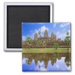 Templo de Camboya, Campuchea, Angkor Wat Iman De Nevera