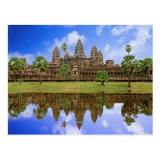 Templo de Camboya, Campuchea, Angkor Wat Tarjetas Postales